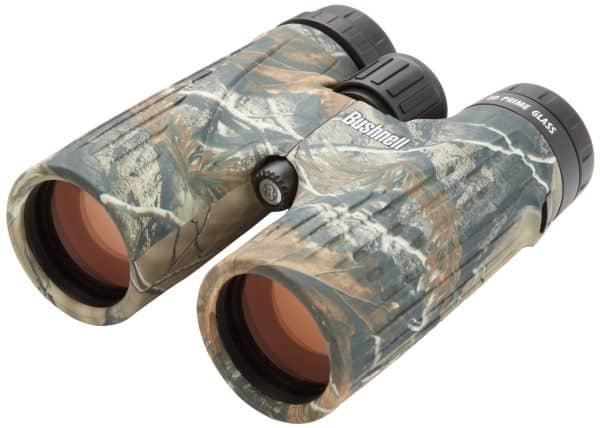 Bushnell Legend Ultra HD Binoculars in Camoflauge
