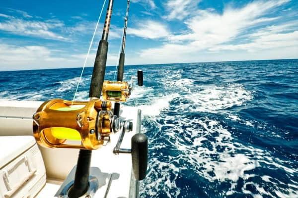 saltwater fishing tackle