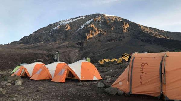Mount Kilimanjaro Accomodations