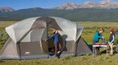 Camping Tent Advice