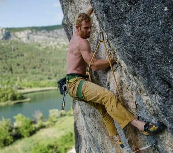 Will rock climbing build muscle
