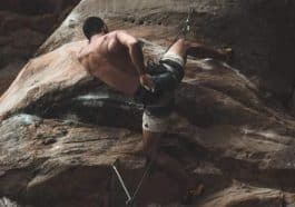 Will rock climbing build muscles