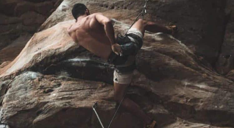 Will rock climbing build muscles