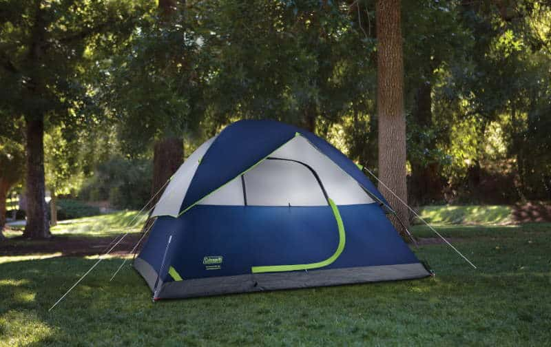 Coleman Sundome Camping Tent