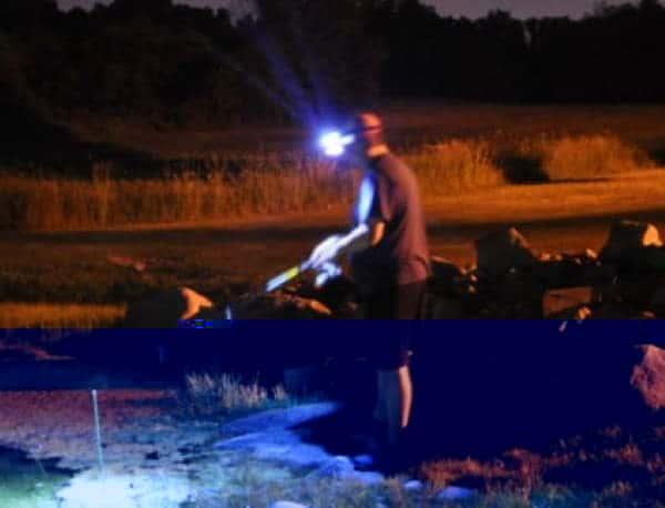 Fishing Headlamp