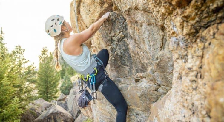 How rock climbing works