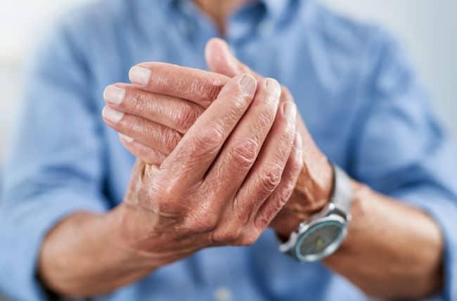 Can rock climbing cause arthritis