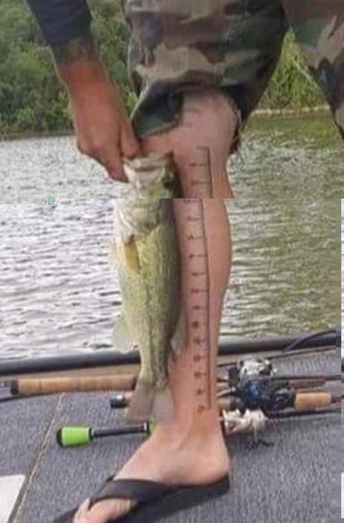 fishing measure