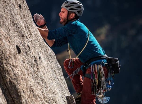 Helmet for Rock Climbing
