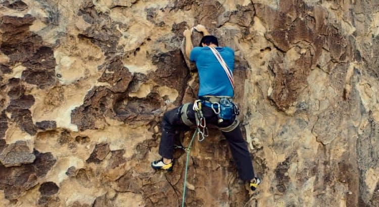 Is Rock Climbing a Sport featured image