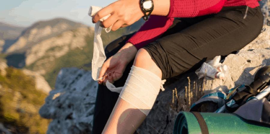 Mountain Climbing Injury