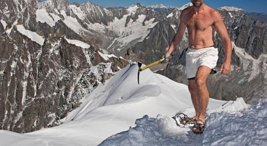 Mountain Climbing acclimatizing
