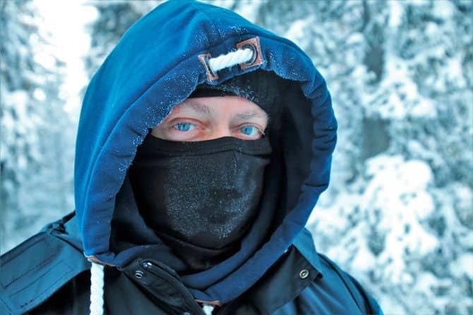 cold weather balaclava