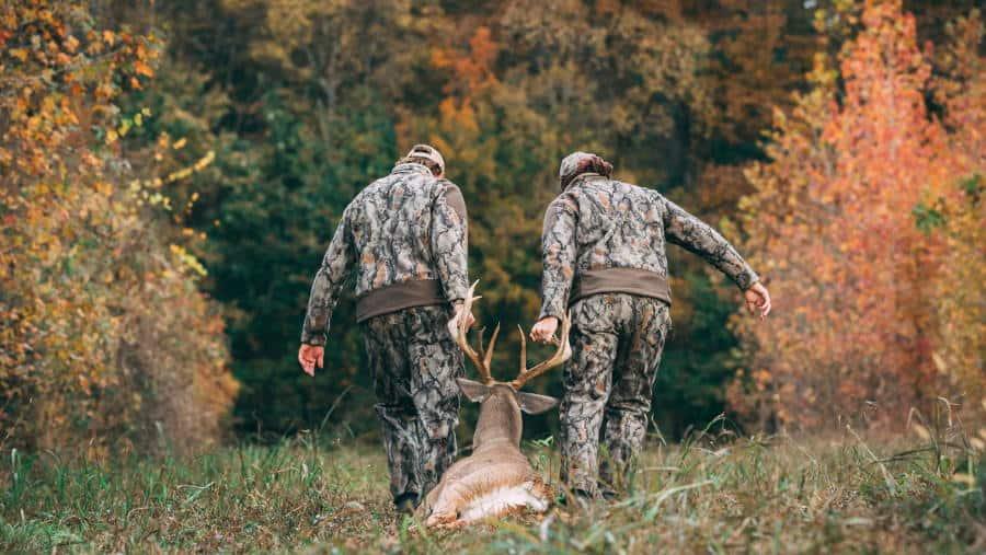 10 deer hunting tips - successful hunt