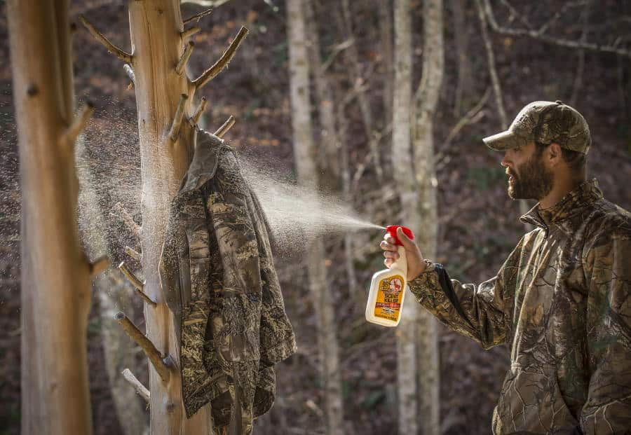 10 Deer Hunting tips to get that Big Buck - Mask your scent