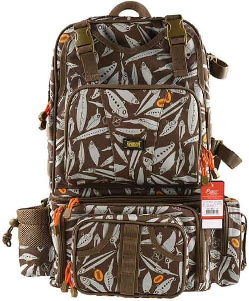 Kingdom fishing backpack