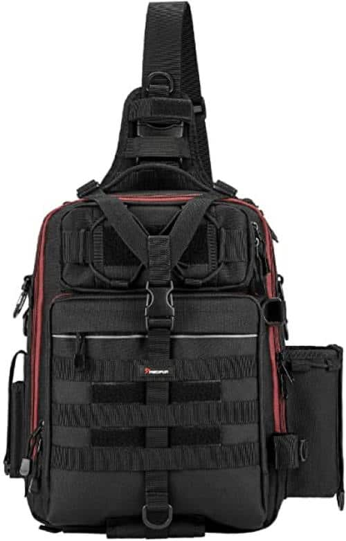 Piscifun Fishing Shoulder Backpack